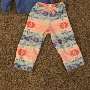 Carter's Pajamas - Carters 3-piece pajamas